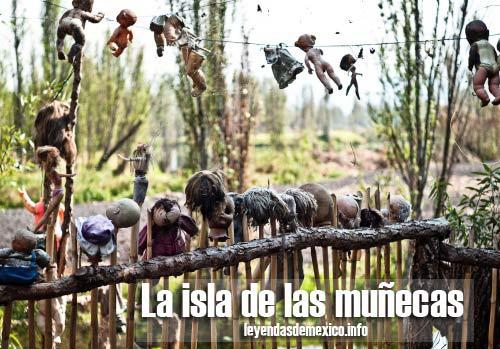 Leyenda de La isla de las muñecas