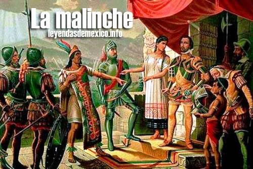 Leyenda de La Malinche