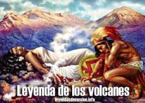 Leyenda de los volcanes