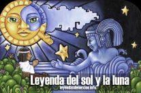 Leyenda del sol y la luna