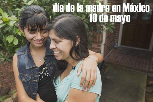 ¿Cuándo es el día de la madre en México?