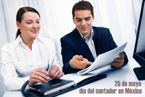 ¿Cuándo es el día del contador en México?
