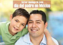 ¿Cuándo es el día del padre en México?