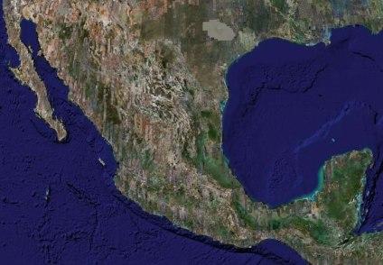 ¿En qué parte del continente americano se encuentra México?