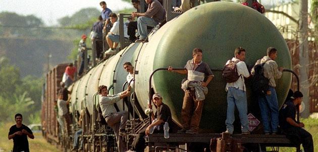 Causas de la migración en México