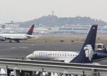 ¿Cuántos aeropuertos hay en México?