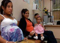 Embarazo en la adolescencia en México