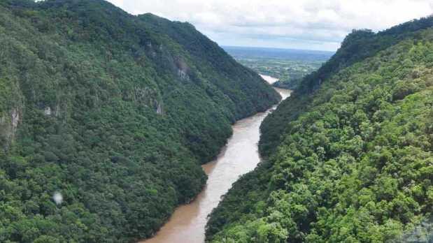 Fronteras naturales de México