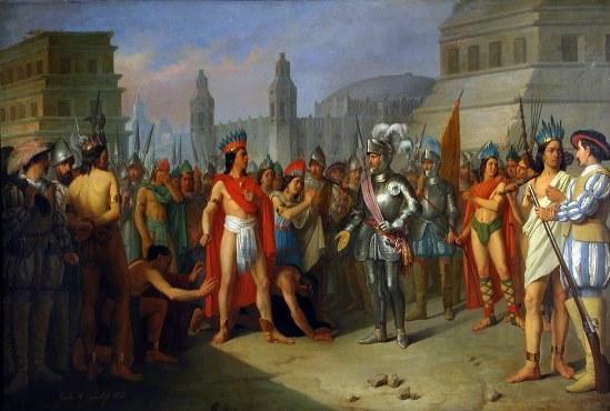 Historia de la capital de México