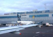 ¿Cuantos aeropuertos hay en la ciudad de México?