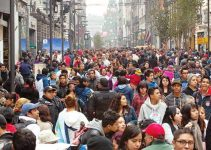 ¿Cuantos habitantes tiene la capital de México?