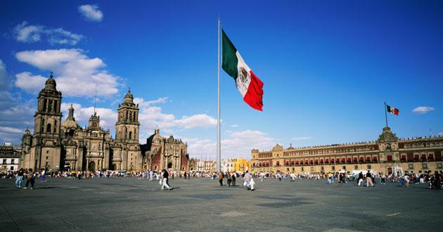 ¿Por qué la ciudad de México es la capital de México?