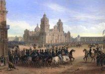 ¿Cuál fue la primera capital de México?
