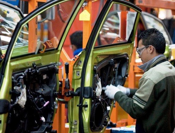 Principales actividades económicas de México