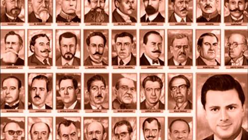 Formas de gobierno que ha tenido México