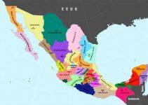 Límites geográficos de México