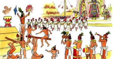 Costumbres de la cultura azteca