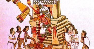 Religión de la cultura azteca
