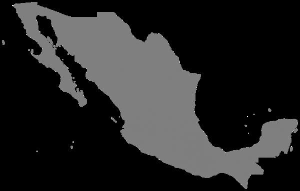 Mapa de municipios de México