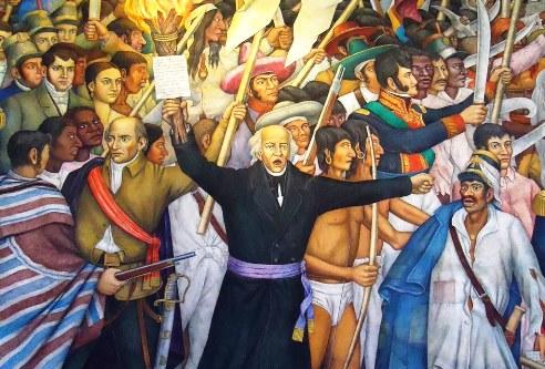Antecedentes de la Independencia de México