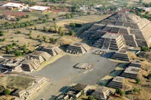 Zonas arqueológicas de México