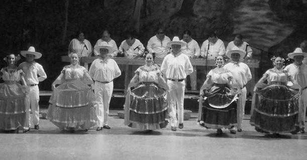 Bailes típicos de Tabasco