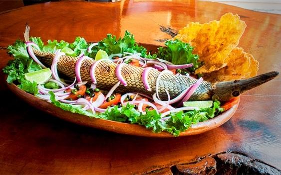 Comida típica de Tabasco