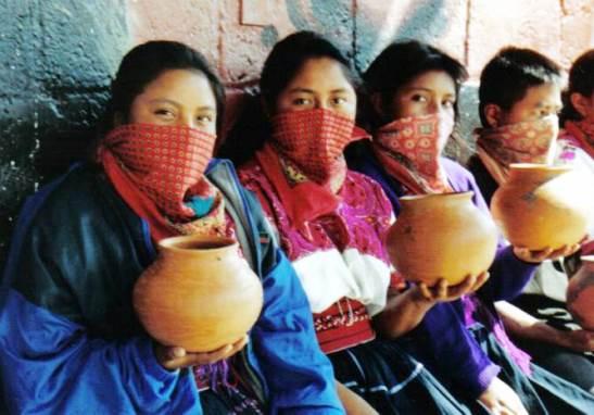 Grupos étnicos de Tabasco