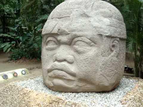 ¿Quiénes eran los Olmecas de Tabasco?