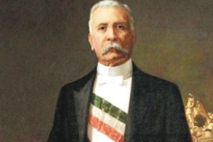 Biografía resumida de Porfirio Díaz