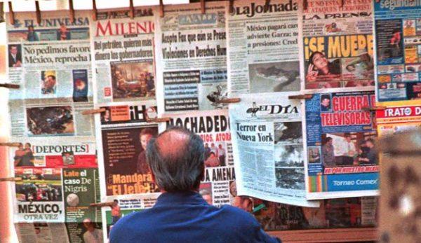 Periódicos de México