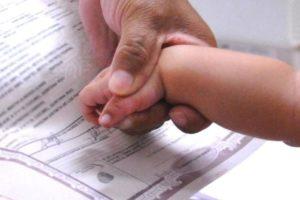 Registrar recién nacido en México