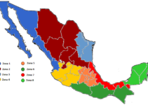 Zonas económicas de México