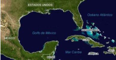 Características del Golfo de México