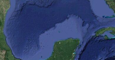 ¿Qué es el golfo de México?